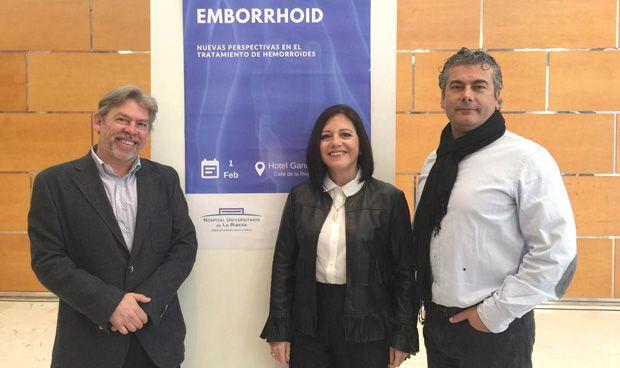 La Ribera forma a más de 50 especialistas en cirugía de hemorroides
