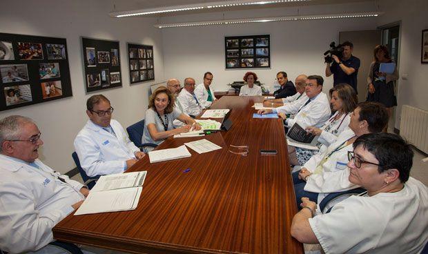 La Rioja consolida su plan contra el cáncer reduciendo el tiempo de espera