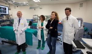 La Rioja duplica su capacidad de tratar tumores con la nueva braquiterapia
