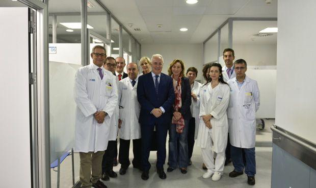 La Rioja estrena su nueva unidad para atender a pacientes pluripatológicos
