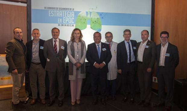 La Rioja ha logrado disminuir un 2% anual la tasa de mortalidad por EPOC