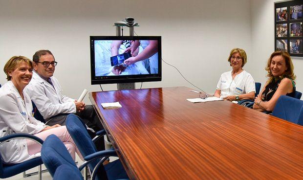 La Rioja implanta pulseras digitales para una quimioterapia m�s segura