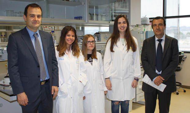 La Rioja incorpora al Cibir a sus tres estudiantes más brillantes
