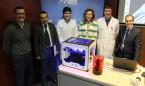 La Rioja, pionera en impresión de 'rodillas 3D' en Europa