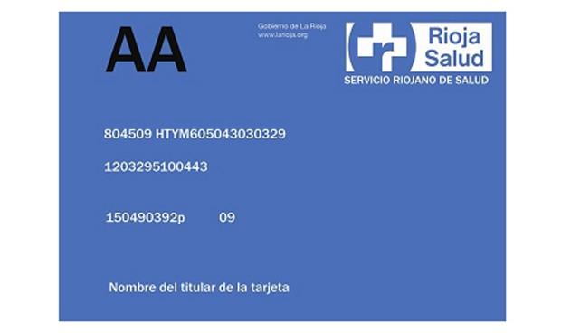 En marcha la tarjeta sanitaria AA para determinados pacientes