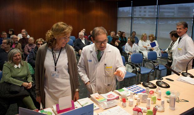 La Rioja potencia el Aula de Pacientes con EPOC para un mejor autocuidado