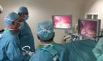 La Ruber realiza la primera cirugía combinada vía laparoscópica de España