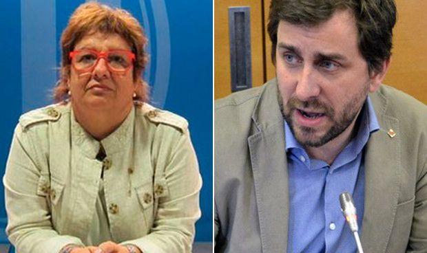 La sanidad catalana se 'para' por la secesión