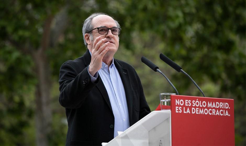 La Sanidad de Zapatero avala la propuesta de Gabilondo para el 4-M