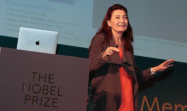 """La sanidad del futuro se pone ante el """"espejo"""" de la Nobel May-Britt Moser"""
