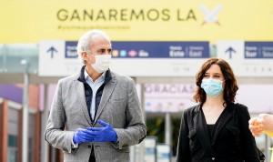 La sanidad del PP gana en Madrid: reforma de hospitales y más personal