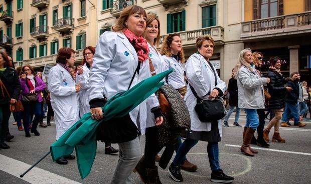 La sanidad, el tercer sector que más horas 'pierde' por las huelgas: 67.216
