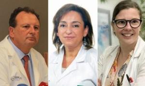Nombrados tres nuevos directivos para el área de Ourense