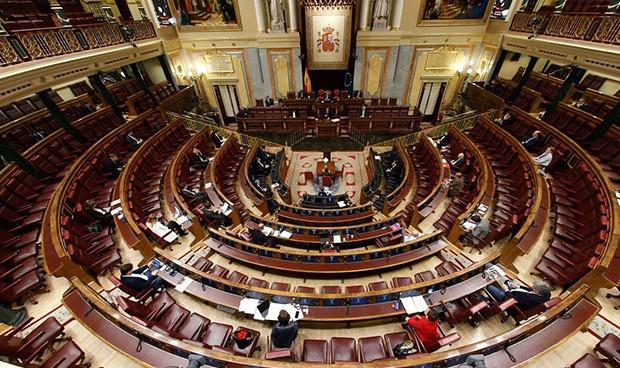 La sanidad instaura una nueva costumbre en el Congreso