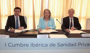 La sanidad privada española y portuguesa unen fuerzas