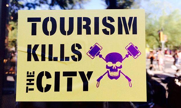 La sanidad privada no da alas a la 'turismofobia'