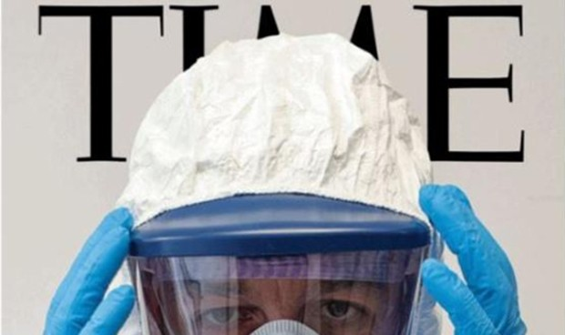 La sanidad, protagonista indiscutible de la revista Time