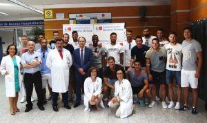 La sanidad pública madrileña, elegida por los deportistas profesionales