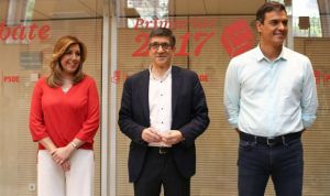 La sanidad, punto de encuentro entre los candidatos a dirigir el PSOE