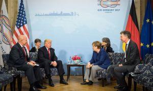 La sanidad rebaja tensiones entre Donald Trump y Europa en el G20