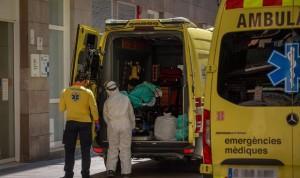 La sanidad, segundo sector donde más crecen los accidentes laborales: 45%