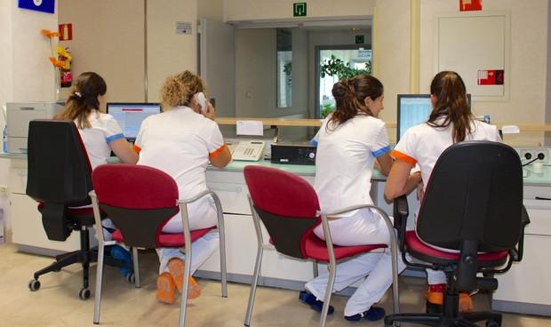 La sanidad, segundo sector más feminizado y quinto con más brecha salarial