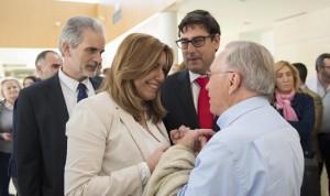 La satisfacción de los pacientes andaluces con sus hospitales supera el 95%