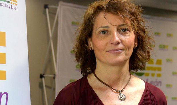 La secretaria colegial de Burgos vuelve a la trinchera