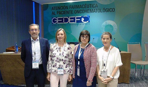 La SEFH actualiza su posicionamiento sobre fármacos antineoplásicos