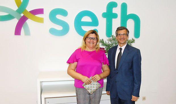 La SEFH busca el reconocimiento del farmac�utico de hospital en toda Europa