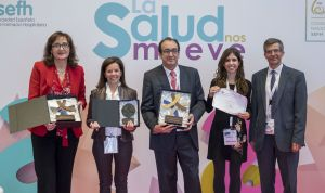La SEFH entrega sus premios honoríficos 2018 en su Congreso Nacional