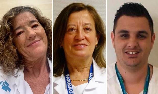 La SEFH homenajea a tres farmacéuticos en su asamblea general