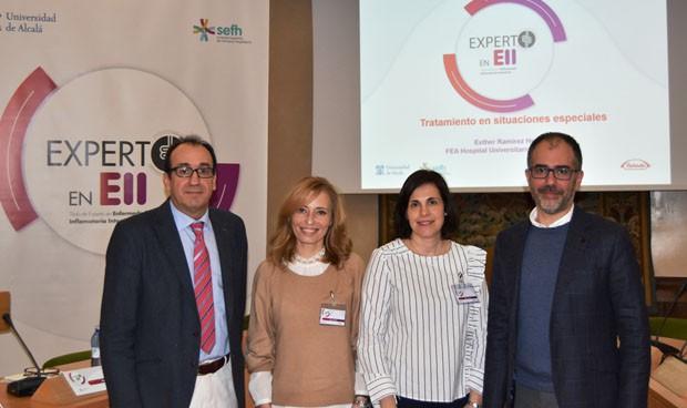 La SEFH inicia su Título de Experto en Enfermedad Inflamatoria Intestinal