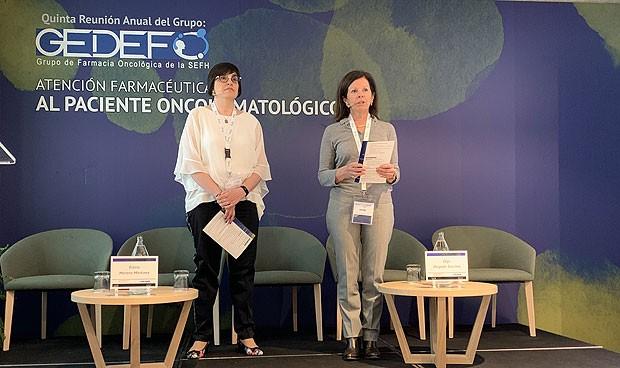La SEFH presenta un plan de atención farmacéutica individualizada en cáncer