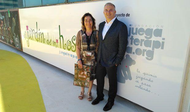 La SEFH colabora en la puesta en marcha de 'El Jardín de mi Hospi'