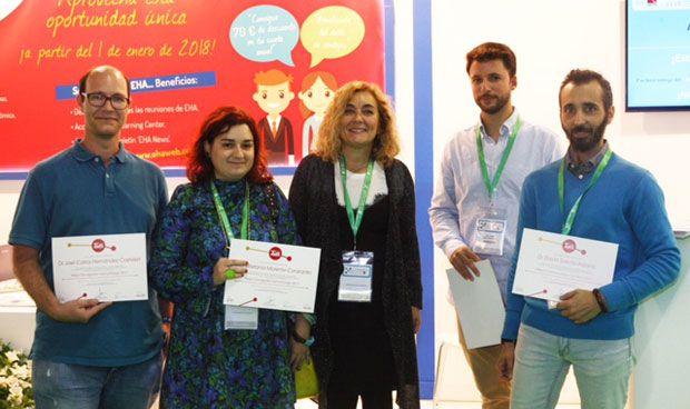 La SEHH premia a siete hematólogos como mejores divulgadores científicos