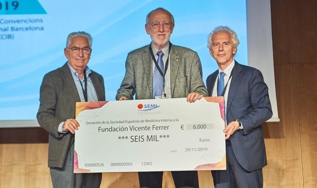 La SEMI dona 6.000 euros a la Fundación Vicente Ferrer