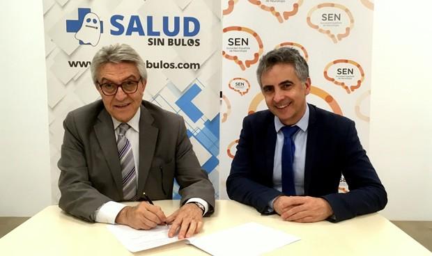 La Sociedad Española de Neurología se une a la iniciativa #SaludsinBulos