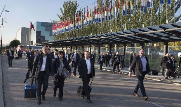 La Sociedad Europea de Respiratorio ya tiene pabellón madrileño