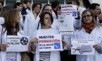 La suspensión de contratos de sanitarios se dispara en marzo un 337%