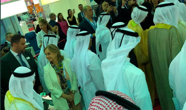 La tecnología sanitaria española 'saca músculo' en Dubai