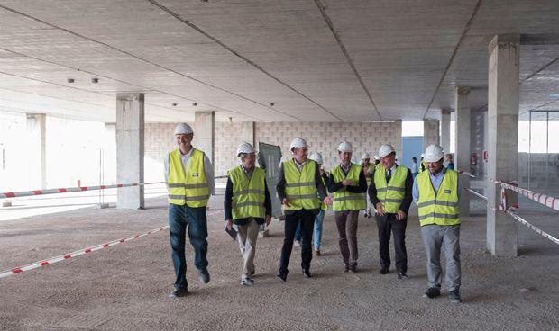 La tercera fase del Hospital del Sur de Tenerife, lista para octubre