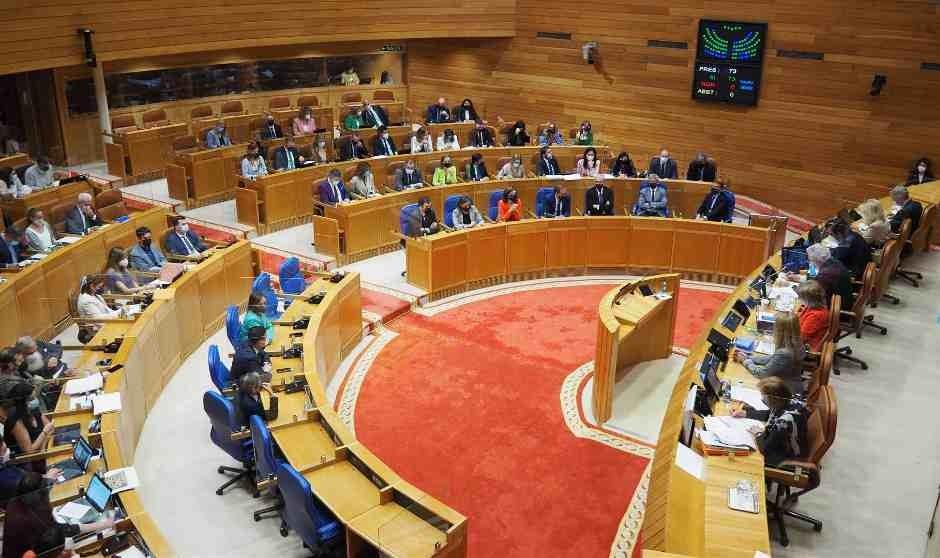 La transparencia en los contratos del Sergas llega al Parlamento