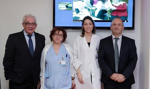 La UAPI del Puerta de Hierro ha atendido ya 1.200 pacientes mayores