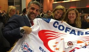 La UE reconoce a Cofares como Empresa Europea del Deporte y la Salud