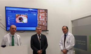 La Unidad de Cirugía de Catarata alcanza las 20.000 intervenciones