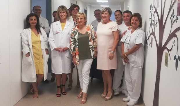 La Unidad de Trastornos Alimentarios del Sant Joan inaugura instalaciones