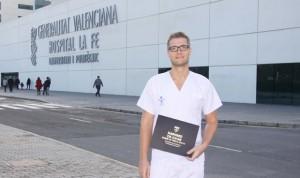 La Universidad de Harvard premia a un MIR del Hospital La Fe de Valencia