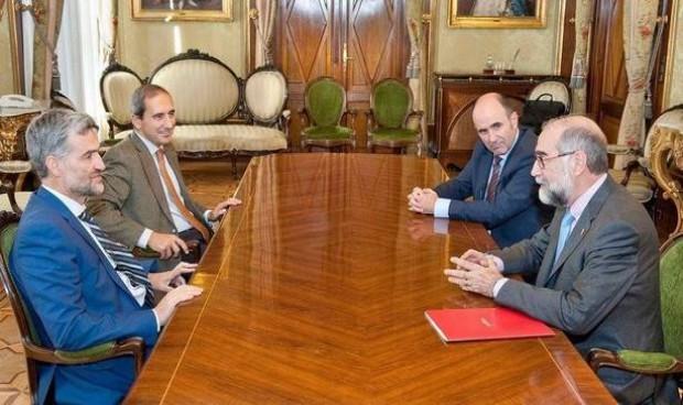 La UPNA se integra en el Instituto de Investigación Sanitaria de Navarra