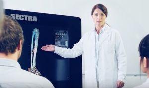 La visualización anatómica en 3D ayudará a formar futuros médicos en España